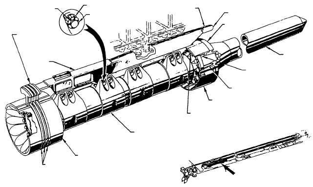 steam piston assembly