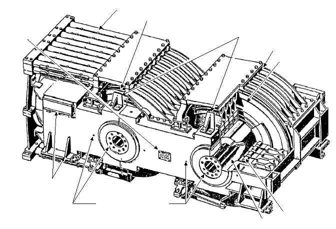 large aircraft piston engines